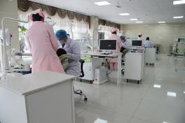 资阳贝齿口腔医院诊疗区2