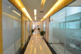 南充口腔医院医院走廊
