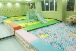 达州亚康口腔医院儿童玩耍区