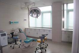 资阳贝齿口腔医院诊室