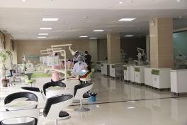 资阳贝齿口腔医院诊疗区